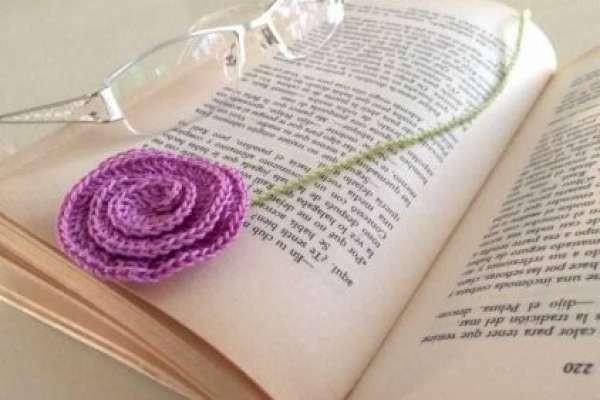 Tığ İşi ve Örgü Kitap Ayracı Tarifi